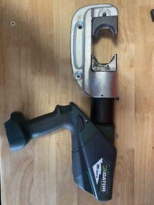 Greenlee Gator EK1550FLX 15-Ton 18V Cordless Crimping Tool