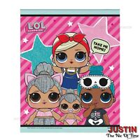 LOL Suprise Birthday Party Supplies Girls Childrens Party Loot Bags