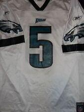 PHILADELPHIA EAGLES Donovan McNabb Reebok Authentic NFL Football 2XL XXL JERSEY
