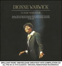Dionne Warwick - The Very Best Greatest Hits Collection - RARE 60's 70's Soul CD