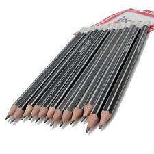 HB graphite pencils set 12 gluten free eraser rubber tip Bruynzeel