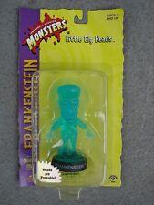 Sideshow Little Big Heads Translucent Frankenstein - Rare And Limited