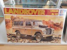 Modelkit Italeri Land Rover on 1:35 in Box (Sealed)