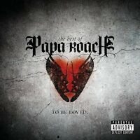 PAPA ROACH The Best Of To Be Loved CD BRAND NEW