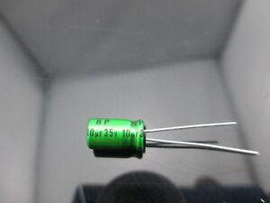 2PCS JAPAN  Nichicon MUSE ES BP 10uf 35v 10mfd Audio Capacitor Caps