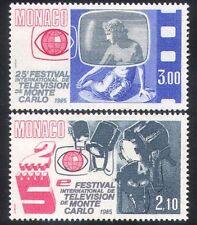 MONACO 1985 TV/TV/Trasmissione/Festival/STATUA/Luci 2v Set (n38961)