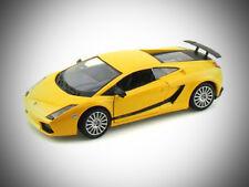 Diecast car Lamborghini Gallardo Superleggera 1:24 MotorMax Die Cast Model 73346
