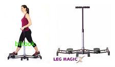Leg magic x jambe exerciser minceur et exerçant jambes, cuisses & bums