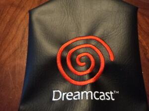 SEGA Dreamcast Custom Made Dustcover - RED - NEW!!!