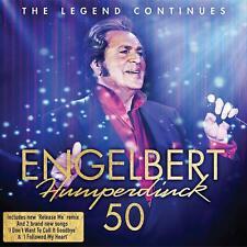 ENGELBERT HUMPERDINCK (2 CD) 50 ~ GREATEST HITS / BEST OF *NEW*