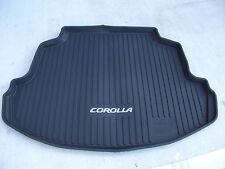 2014-2019 Corolla All Weather Cargo Tray Black Genuine Toyota Pt908-02145