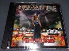 CD: LIL WAYNE - Tha Block Is Hot (1999 Cash Money Records) Sealed