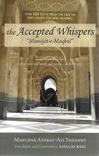 The Accepted Whispers (Munajat-e-Maqbul)  *STANDARD SIZE* Islamic Books UK 786