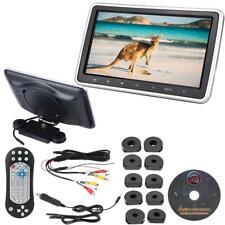 10.1 MONITOR POGGIATESTA AUTO LETTORE DVD MP3 USB HDMI GIOCHI FM TRASMETTITORE