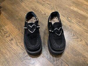 CREEPER-206 Punk Goth Alterantive Alt Platform Shoes