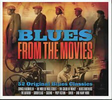 BLUES FROM THE MOVIES, 3 CD BOX SET, SONGS FEATURED IN THE BLUES BROTHERS & MORE