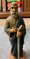 Medieval Home Decor Figurine Man With Sword