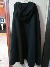 Ladies Black Cape Hand Made One Size Fits Most