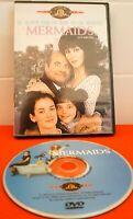 Mermaids (DVD, 2008) RARE MGM OOP CHER