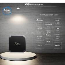 X96 Mini Smart Android 7.1.2 TV Box S905W Quad Core HDR10 2GB 16GB WiFi HD Media