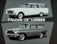 1961 Ford Falcon Dealer Promo - Versus Rambler Film CD MP4 Format