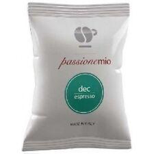 100 capsule caffè LOLLO miscela DEK Lavazza a Modo Mio decaffeinato cialde