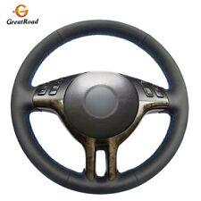 Artificial Leather Steering Wheel Cover for BMW 3 Series 325i E46 E46/5 X5 E53