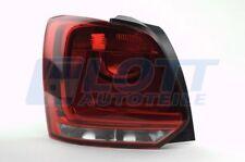 HECKLEUCHTE links für VW POLO 09 (6R) 06/09-03/14 ohne Lampenträger,