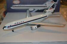 """BBOX 1/200 Delta Airlines DC-10-10 """"Widget"""", Polished Belly, N601DA, NIB"""