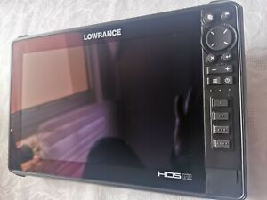 Lowrance hds 12 Live + 3in1 Active Amaging Geber Neu!!!