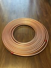 """copper pancake coil 3/8"""" x 10M roll,air conditioning pipe tube"""