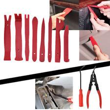 13Pcs Herramientas de eliminación de coche Auto puerta Clip Panel Radio Trim KIT