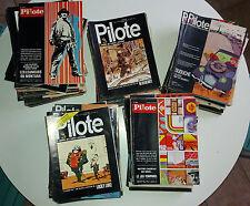 revue astérix UDERZO goscinny PILOTE N° 651 de 1972  SHEILA  ACHILLE TALON