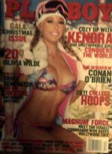 Playboy Magazine December 2010