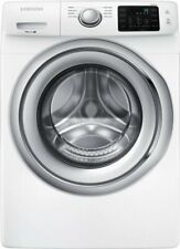 "Samsung Wf45N5300Aw 27 Inch Front Load Washer with Vrt Plusâ""¢ Technology"