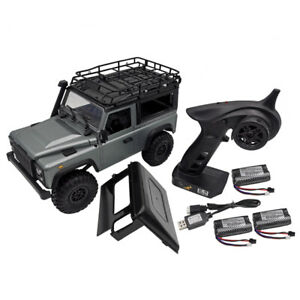 MN99S 2.4G 1/12 Scale 4WD Rock Crawler RC Car Off Road Vehicle RTR Kids Toy Gift