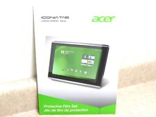 Acer Iconia Tab A500/w500 Series Protective Film Set (1) cover