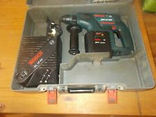 BOSCH GBH 24 RE SDS 2 MODE 24V HAMMER DRILL + BATTERY & CHARGER +SDS DRILL BITS