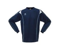 Uhlsport MYTHOS Professional Soccer Goalkeeper NAVY BLUE Jersey Shirt $40 XXL