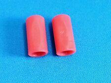 2 TIP PROTECTORS PINK ELFORYN ® POOL BILLIARD CUE 11mm - 14mm