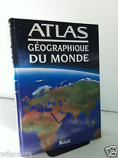 Atlas géographique du monde (Grand Format, Hardcover, 1999)