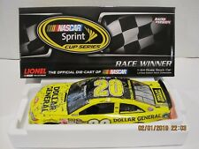 MATT KENSETH 2013 #20 DOLLAR GENERAL LAS VEGAS WIN 1/24