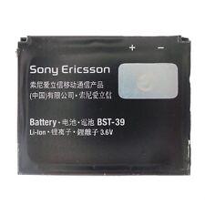 Batterie Origine  BST-39 pour Sony Ericsson W380i d'occasion