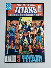 Tales Of The Teen Titans 44 1st Nightwing NEWSSTAND HIGH GRADE 1984