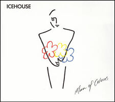 ICEHOUSE - MAN OF COLOURS D/Remaster CD w/BONUS Trax ~ IVA DAVIES *NEW*
