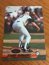 JEREMY HERNANDEZ 1993 Topps TSC 1st Day Issue SAN DIEGO PADRES Baseball Card