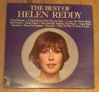 The Best Of Helen Reddy Vinyl LP Comp 33rpm 1976 Capitol  ‎– E-ST11467