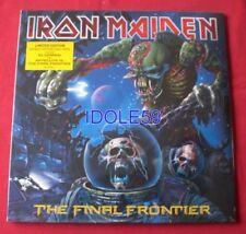 Disques vinyles rock hard rock iron maiden