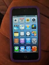 Apple iPod touch 4th Generation Black 6.1.6 (64 GB) Free International Shipping!