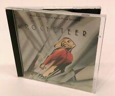 James Horner ROCKETEER film score soundtrack 1991 CD  Disney Hollywood Records